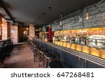 moscow   august 2014  the... | Shutterstock . vector #647268481