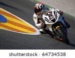 valencia  spain   november 6 ... | Shutterstock . vector #64734538