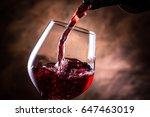 Pour Red Wine - Fine Art prints
