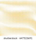 halftone effect pattern....   Shutterstock .eps vector #647523691