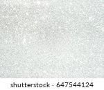 silver glitter   Shutterstock . vector #647544124