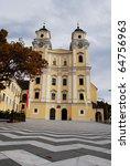 church in mondsee   Shutterstock . vector #64756963