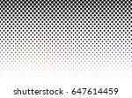 dark multicolor vector red... | Shutterstock .eps vector #647614459
