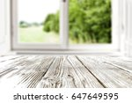 white background of free space... | Shutterstock . vector #647649595