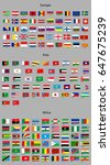 flags of the world. europe ...   Shutterstock .eps vector #647675239