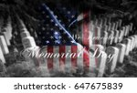 Memorial Day United States Of...
