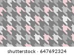 pattern texture repeating... | Shutterstock .eps vector #647692324