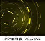 neon yellow circles vector...