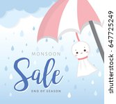 monsoon end of season sale....