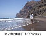 gran canaria   beach playa de... | Shutterstock . vector #647764819