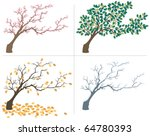 Tree Shown During The Four...