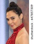 los angeles   may 25   gal...   Shutterstock . vector #647857309