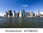 The New York City Downtown...