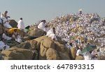 mecca  saudi arabia  september... | Shutterstock . vector #647893315