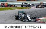 sepang  malaysia   october 02 ... | Shutterstock . vector #647941411