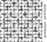 vector seamless pattern.... | Shutterstock .eps vector #647970205