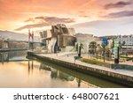 bilbao  spain   february 12 ... | Shutterstock . vector #648007621