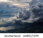 Huge Storm Cloud Tower Cumulus - Fine Art prints