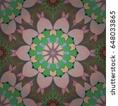 motley vector illustration....   Shutterstock .eps vector #648033865