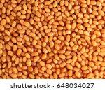 baked beans | Shutterstock . vector #648034027