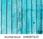 blue wood texture background | Shutterstock . vector #648087625