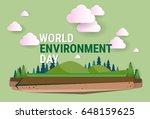 nature landscape world...   Shutterstock .eps vector #648159625
