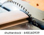 cut the parts from mdf profiles ...   Shutterstock . vector #648160939