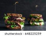 Whole Grin Bread Sandwiches