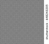 black hollow rhombuses... | Shutterstock .eps vector #648243205