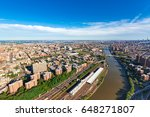 Aerial View Of The Bronx  New...
