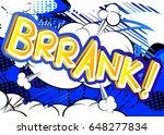 brrank    vector illustrated... | Shutterstock .eps vector #648277834