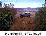 ngorongoro crater  tanzania  ... | Shutterstock . vector #648278305