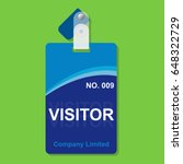visitor pass card security in...