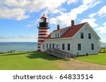 West Quoddy Head Lighthouse An...