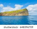 mauritius coin de mire island... | Shutterstock . vector #648396709