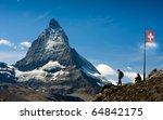 matterhorn | Shutterstock . vector #64842175