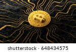 Stock photo crypto currency 648434575