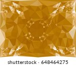 abstract background for books ... | Shutterstock .eps vector #648464275