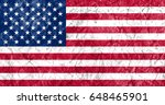 flag of united states | Shutterstock . vector #648465901