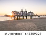 sellin  ruegen  germany   pier...