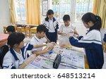 foshan  china   may 25  2017 in ... | Shutterstock . vector #648513214