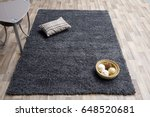 carpeted floor background  ... | Shutterstock . vector #648520681
