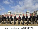 Horse Guards Parade With Old...