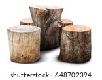 natural chair and table for... | Shutterstock . vector #648702394