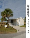 Mobile Home For Sale At Campin...