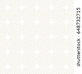 vector seamless geometric... | Shutterstock .eps vector #648732715