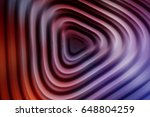 colorful ripple background | Shutterstock . vector #648804259
