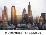 london  uk   december 19  2016  ... | Shutterstock . vector #648822601