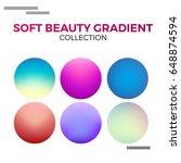 soft beauty gradient effect...