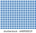 textured blue and white plaid...   Shutterstock .eps vector #648900019